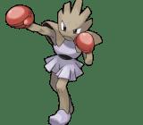 Pokemon Go Hitmonchan