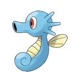 Pokemon Go Horsea