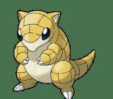 Pokemon Go Sandshrew