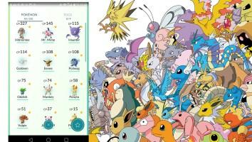 pokemon go lista wszystkich pokemonów