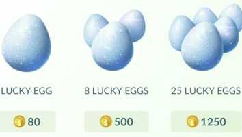 pokemon go lucky egg