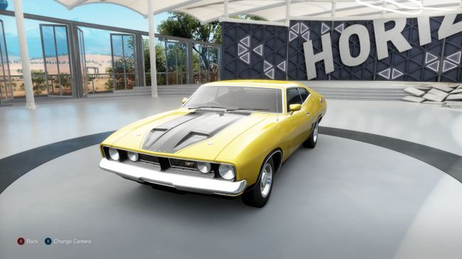 Ford XB Falcon GT