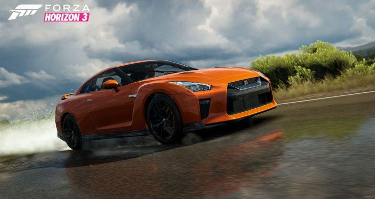 Forza Horizon 3 lista samochodów z kategorii A