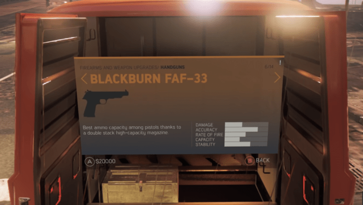 Blackburn FAF-33
