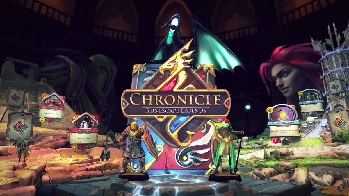 Chronicle Runescape Legends wymagania