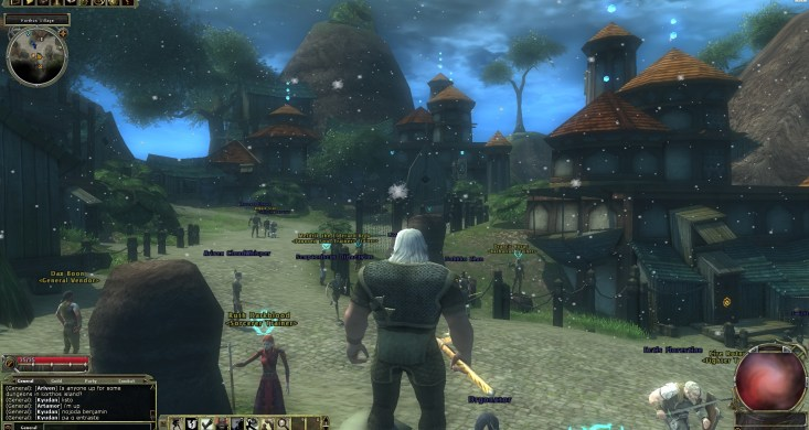 Dungeons & Dragons Online wymagania