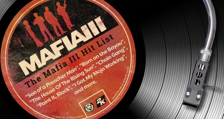Mafia III ścieżka dźwiękowa