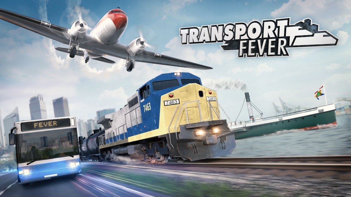 Transport Fever wymagania