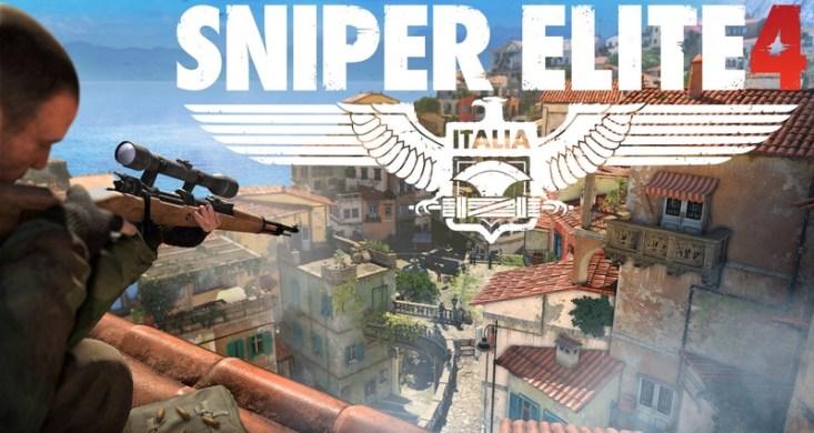 Sniper Elite 4 nie włącza się