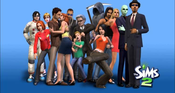 Kody do the Sims 2