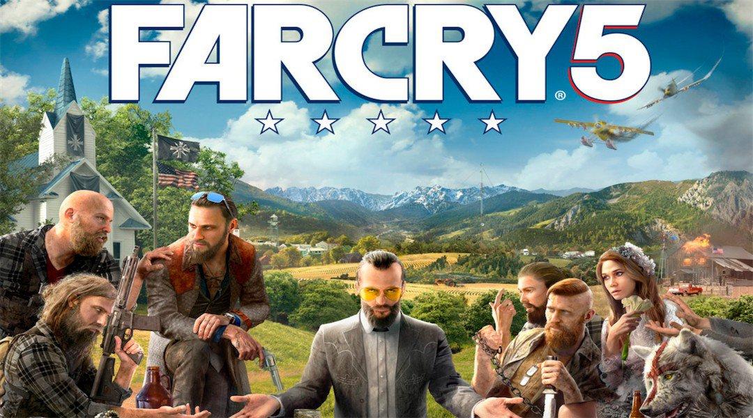 Far Cry 5 wymagania