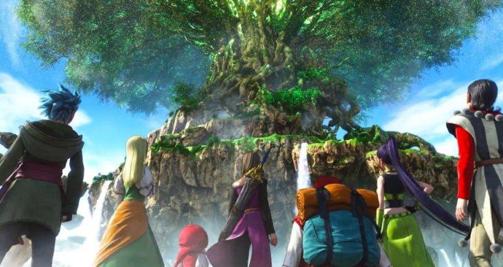 Dragon Quest XI:EchoesofanElusiveAge