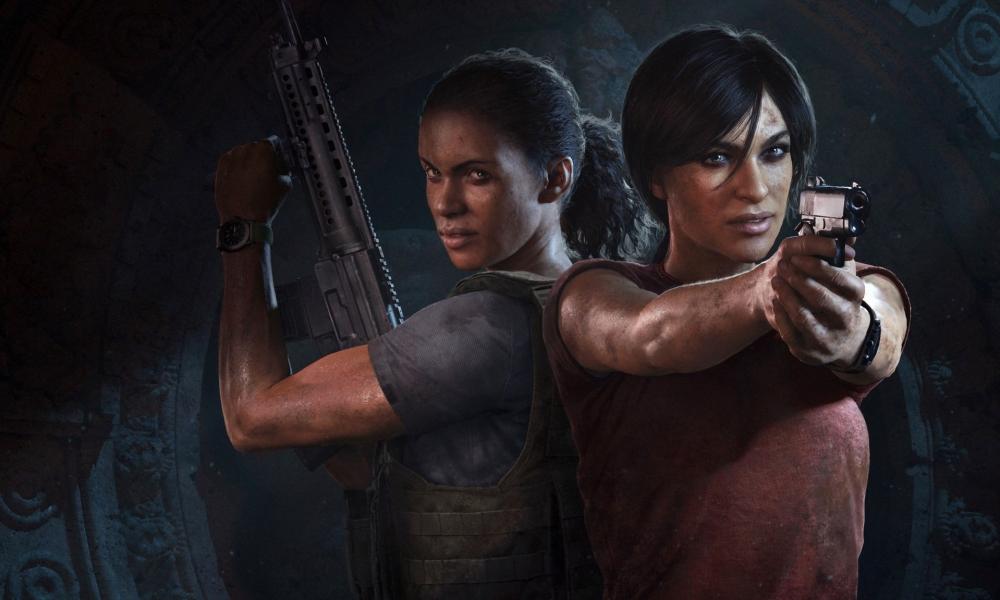 Uncharted: Zaginione Dziedzictwo recenzja