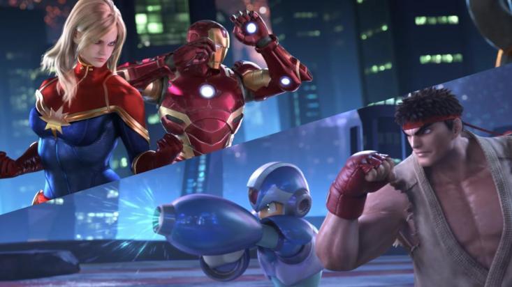 gry dla dwóch osób, Marvel vs. Capcom Infinite