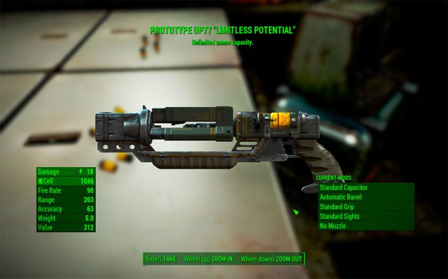 Fallout 4 How To Find Best And Unique Weapons