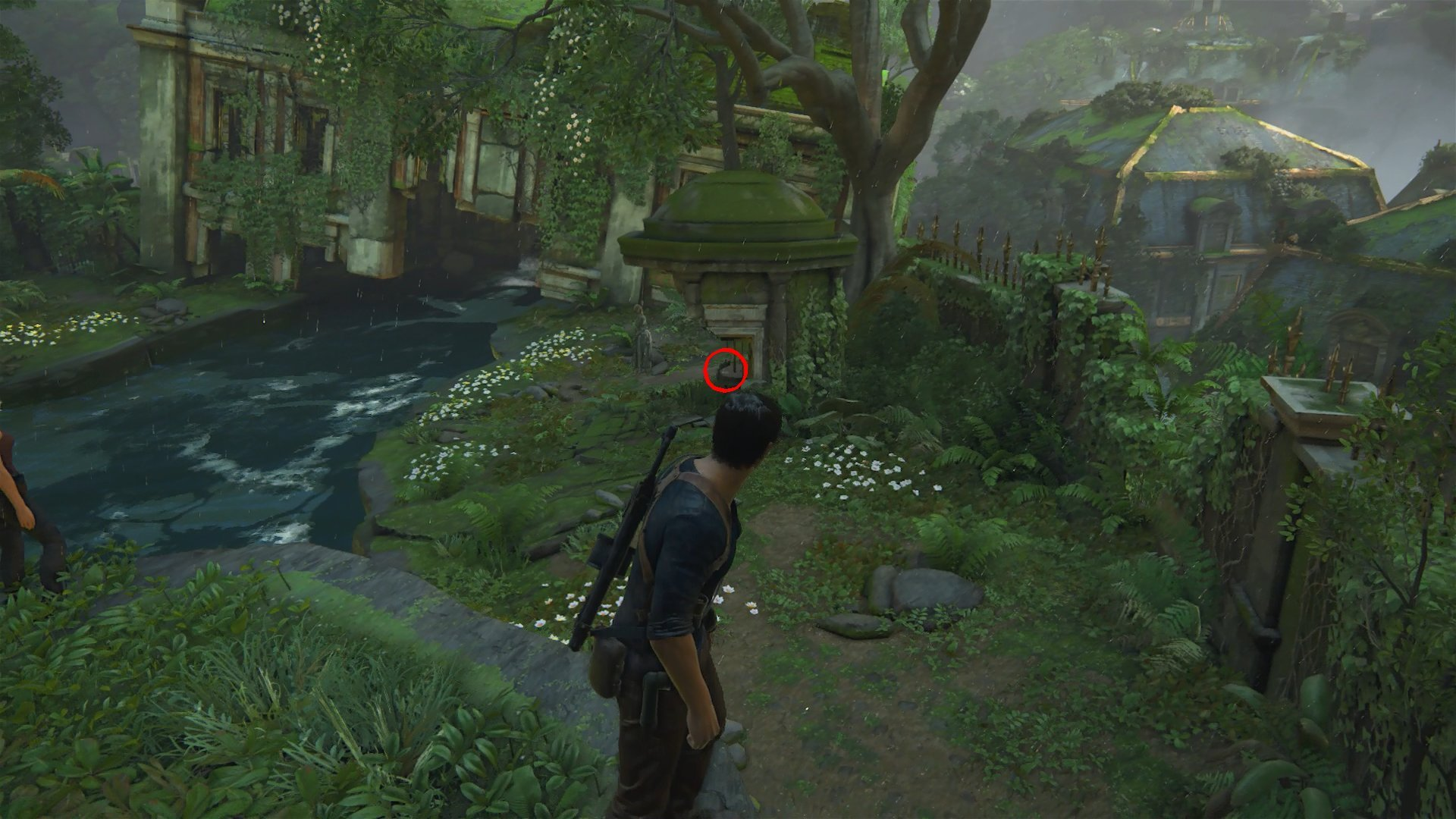 Uncharted 4 A Thiefs End  The Location of the Journal Notes