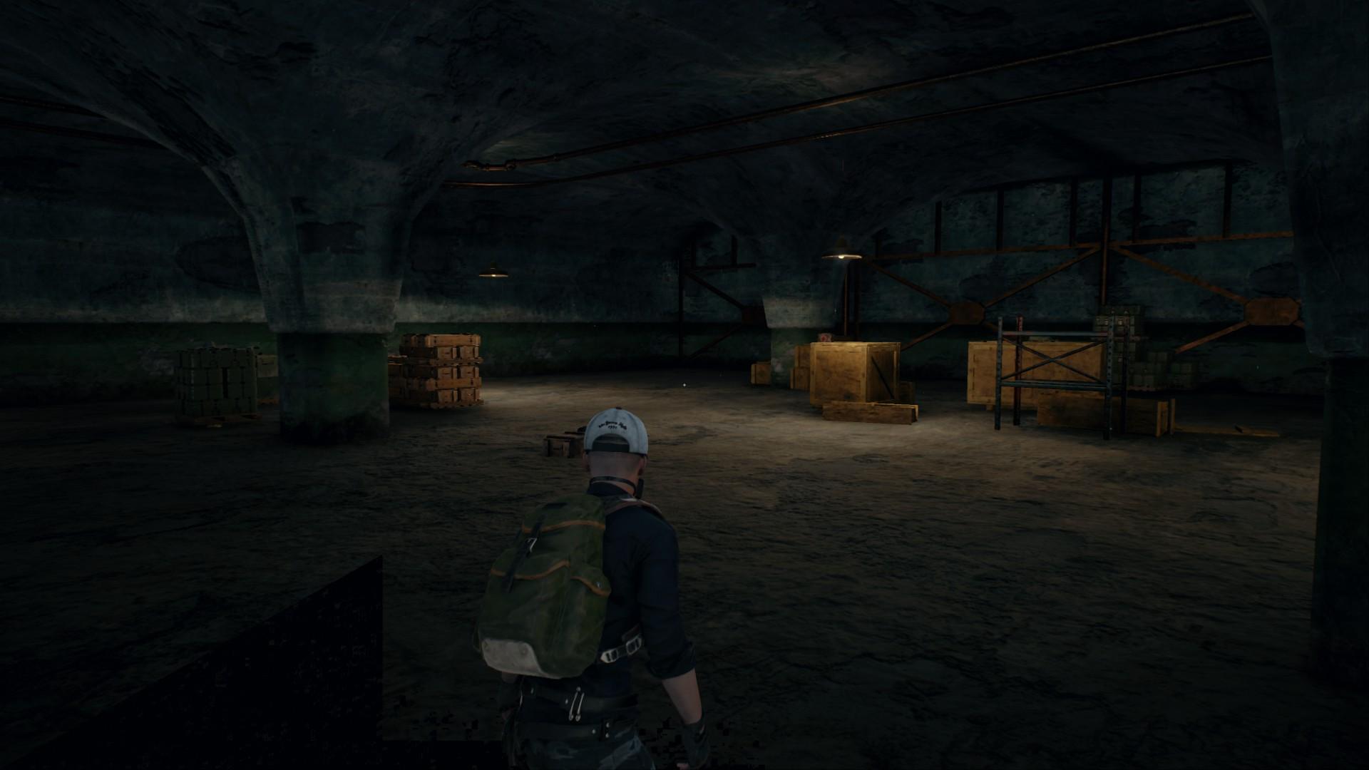 Pubg Weapon Wallpaper Pubg Bunker Tunnel System Map