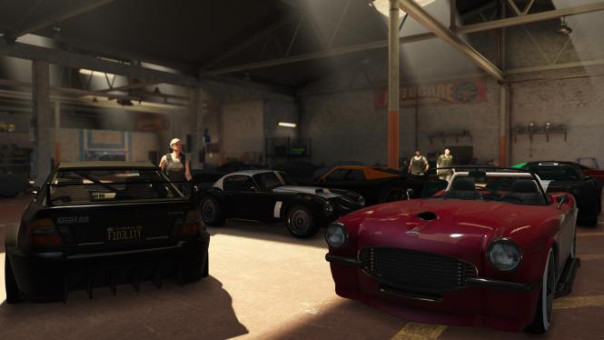 Special Cars In Gta 5 Garage Full Size Of Fastest Online