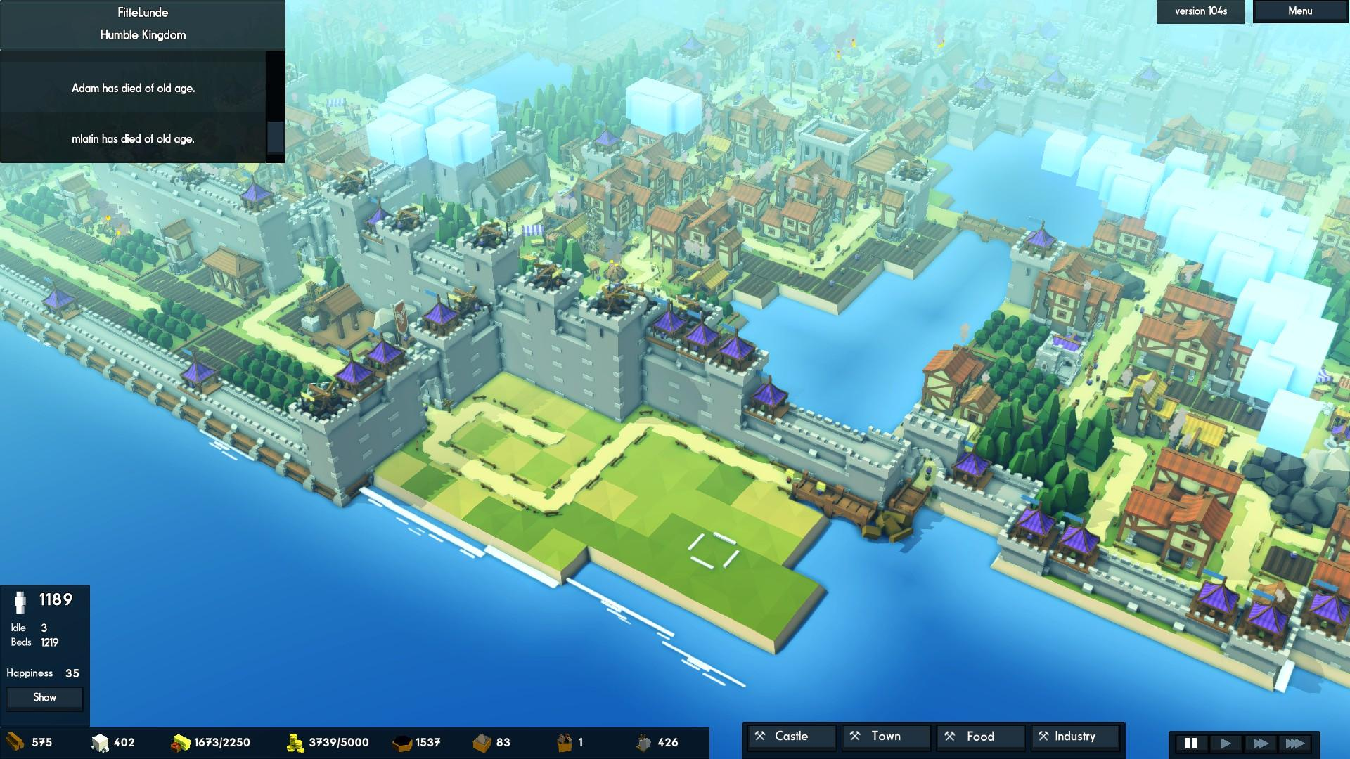 Kingdoms and Castles - Extensive Guide on How to Build Efficiently