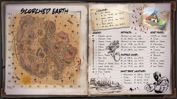 Ark Survival Evolved Ice Wyvern Egg Locations Guide - Year