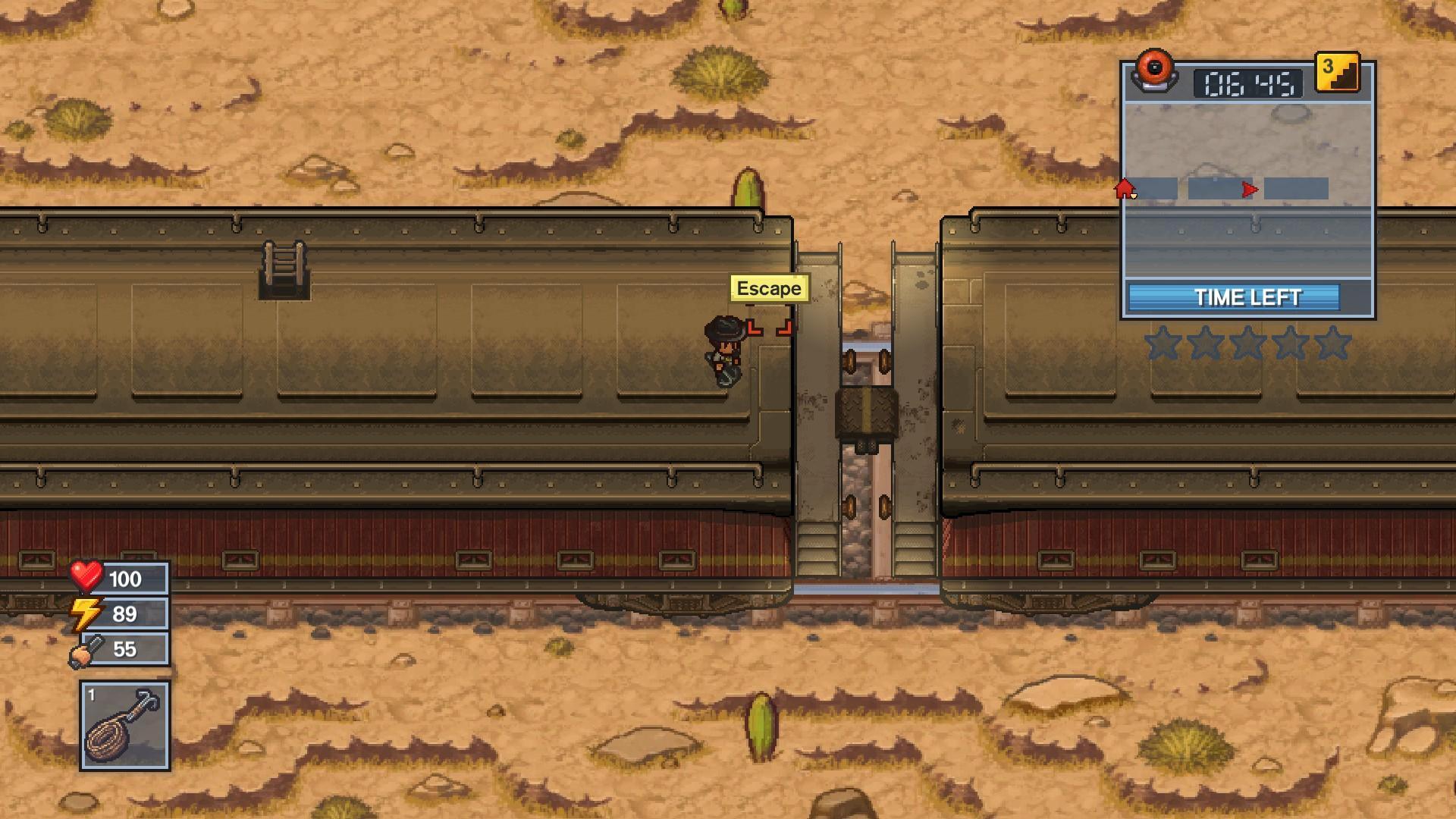 The Escapists 2 How To Escape The Cougar Creek Railroad