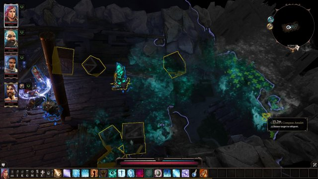 Divinidad: Original Sin 2 - Objetos únicos en la costa del segador