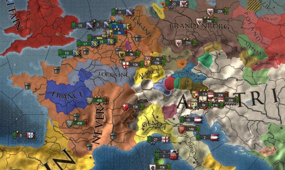 europa universalis iv quick
