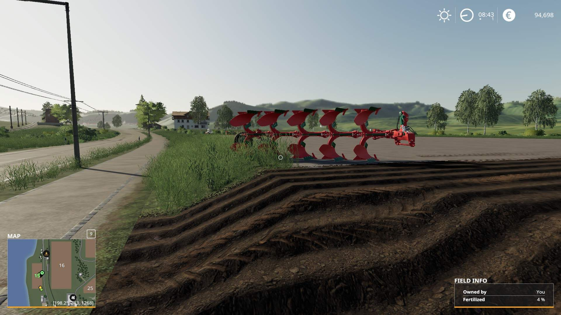 Farming Simulator 19  Making Concrete