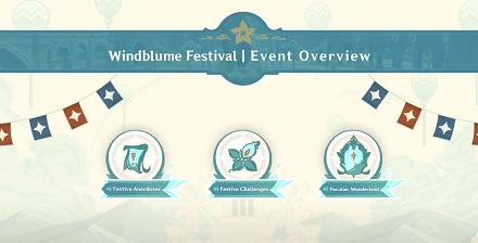 Windblume Festival