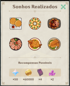 recompensas evento web
