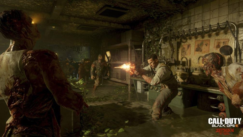 Call of duty black ops 3 eclipse dlc release date on pc and xbox four multiplayer maps including bonzai remake from call of duty world at war zombie mode will get new chapter with name zetsubou no shima gumiabroncs Choice Image