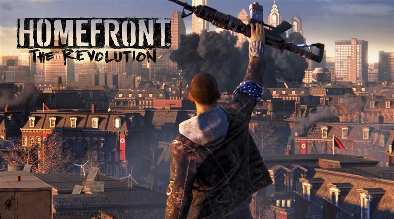 Homefront: The Revolution crashes, low fps, freezes
