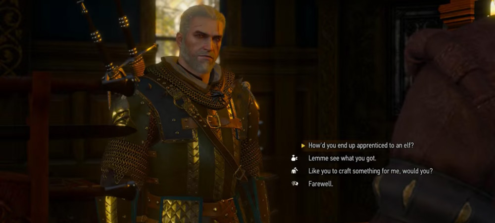 Guide The Witcher 3 Blood And Wine Where To Find Grandmaster Griffin Setgame Playing Info