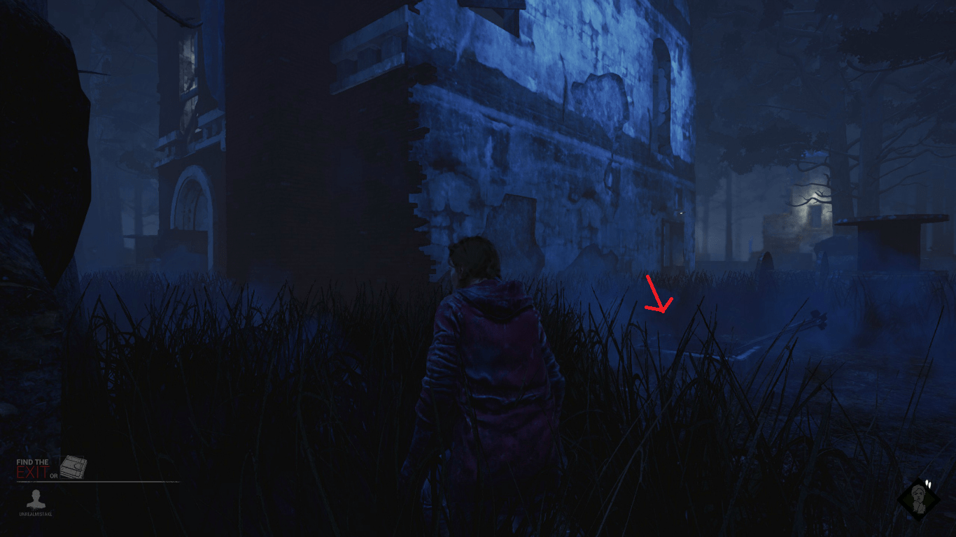 Dead by Daylight Escape Hatches locationGame playing info