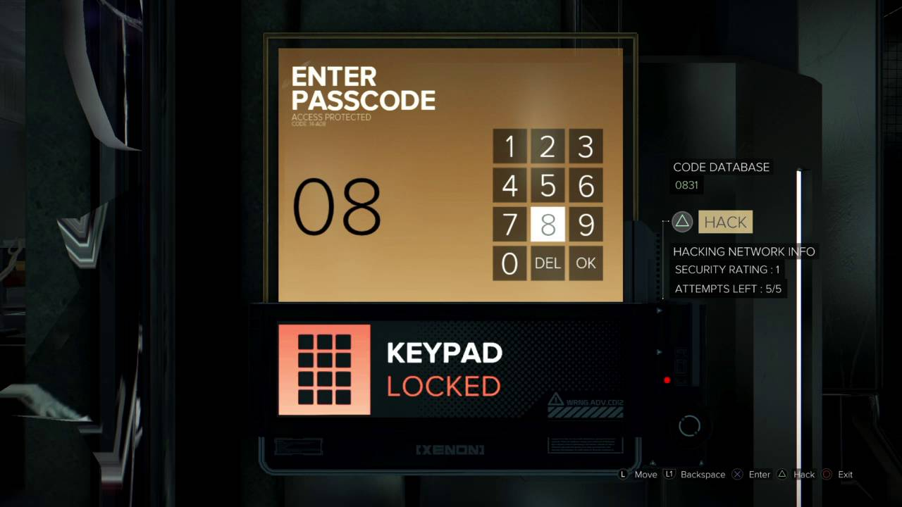 Guide Deus Ex Mankind Divided – All Keypad Codes ListGame