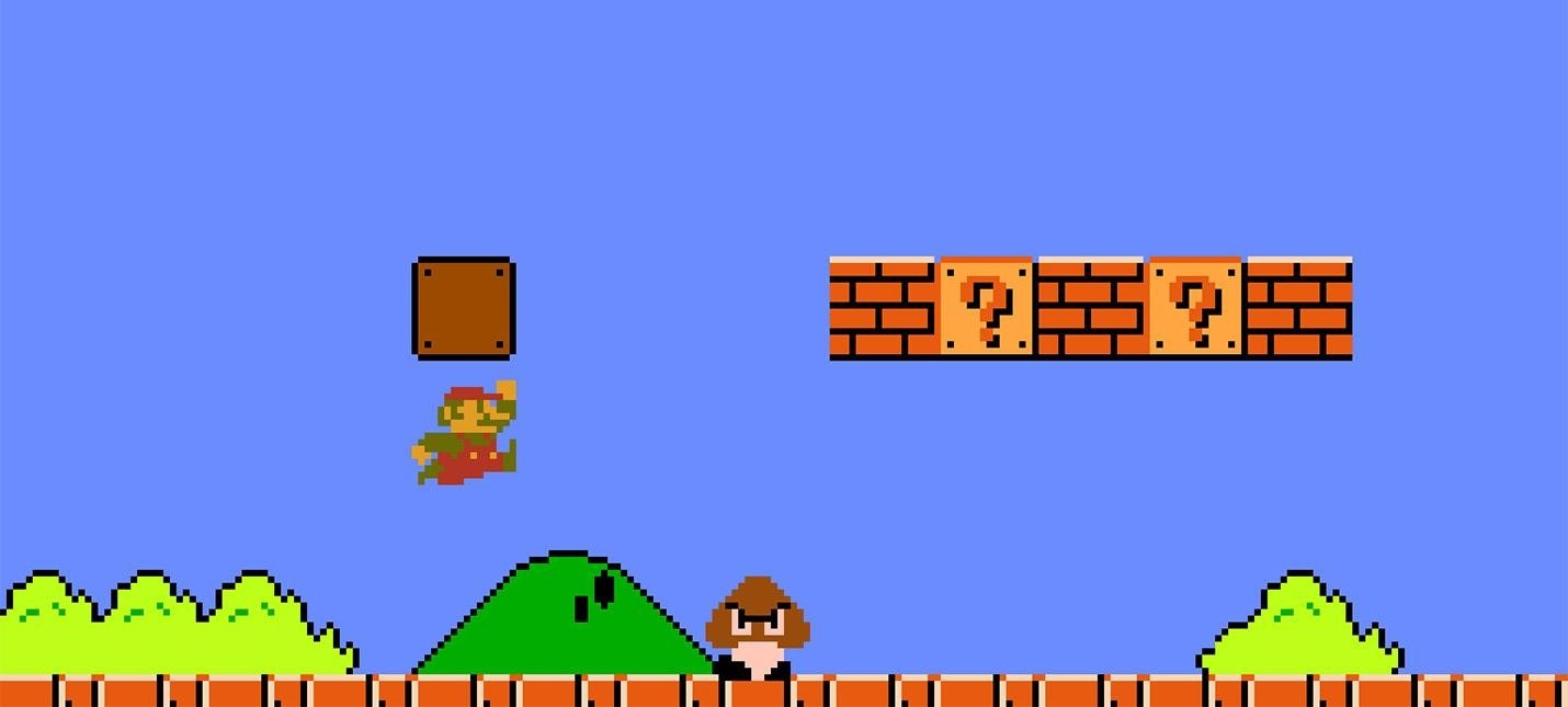 AI learns to re-create the Super Mario Bros  engine  Watching the