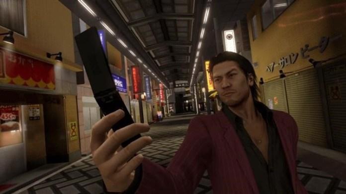 The updated version of Yakuza 3, Yakuza 4 and Yakuza 5 will be