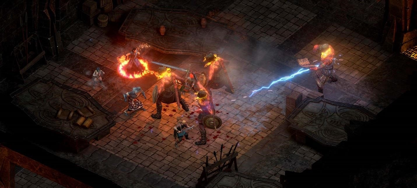 Guide on Pillars of Eternity 2 – the best multiCLASSGame