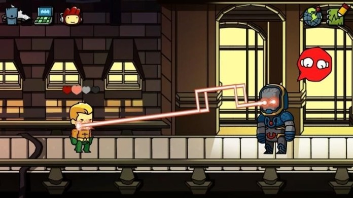 A collection of Scribblenauts Mega Pack will be released on consoles