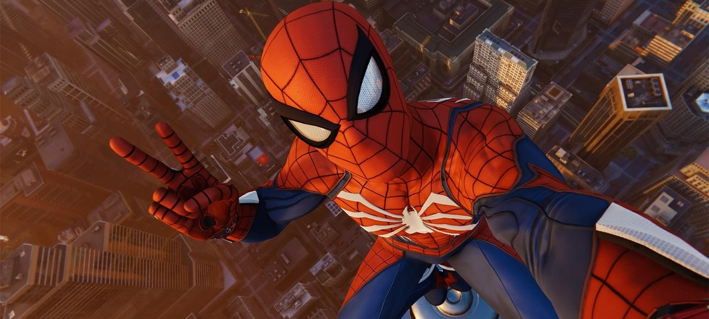The Evolution Of Flying On The Web In Games About Spider Man For 18