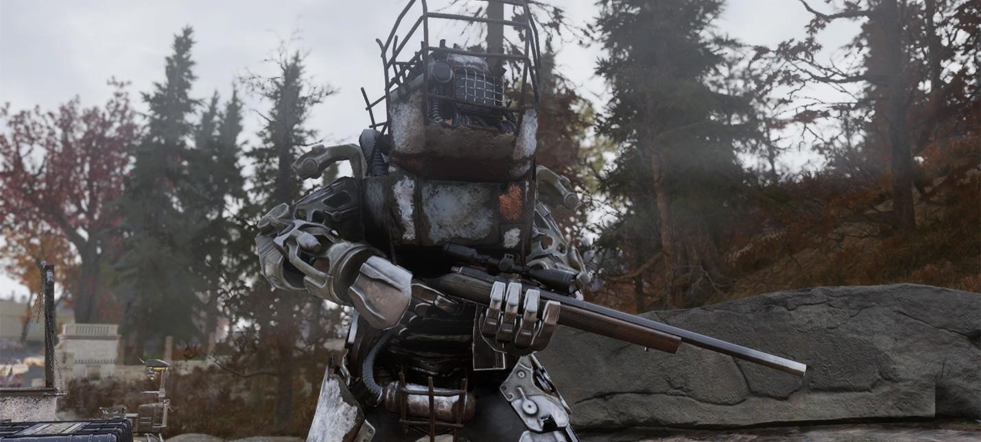 Bugs, errors, no sound and other problems Fallout 76