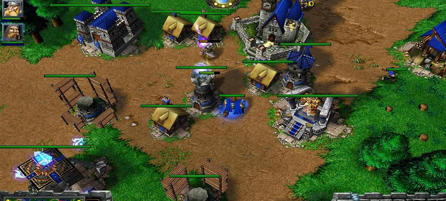 Announced Warcraft III: Reforged, release in 2019Game