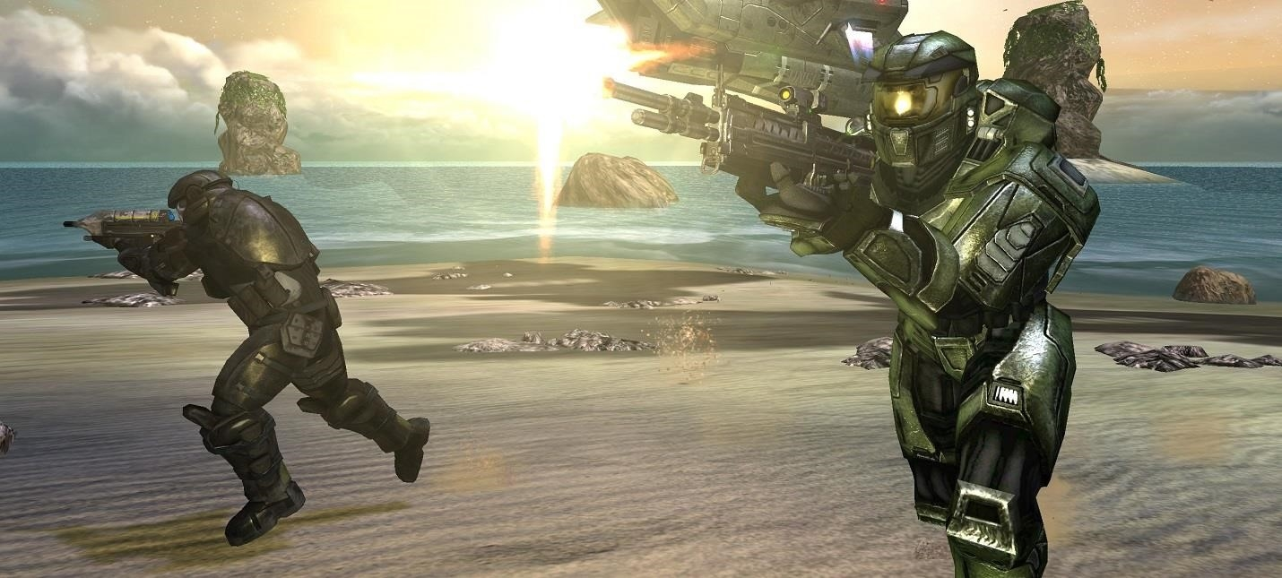 Fan creates remake of Halo: Combat Evolved on Unreal Engine 4Game
