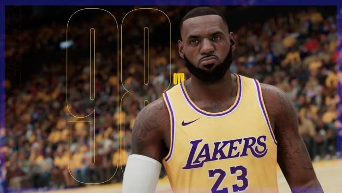 NBA2k21 de Graça na Steam