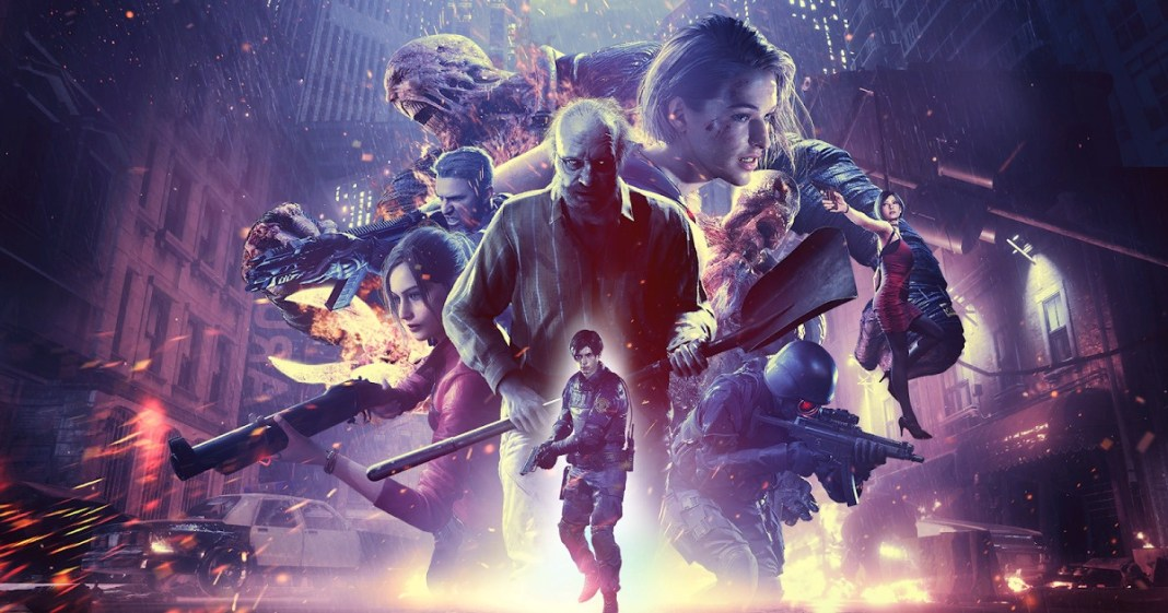 Resident Evil Re:Verse BETA Grátis PC