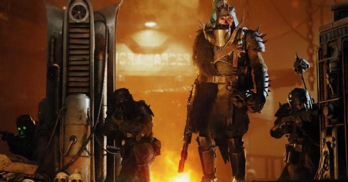 Warhammer Darktide