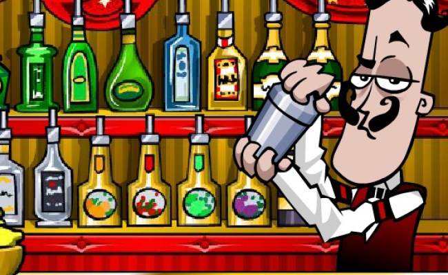 Bartender The Right Mix Game Mix A Drink