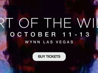 Art Of the Wild Set Wynn Nightlife untuk 11-13 Oktober