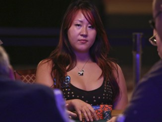 Susie Zhao Di World Series of Poker 2012