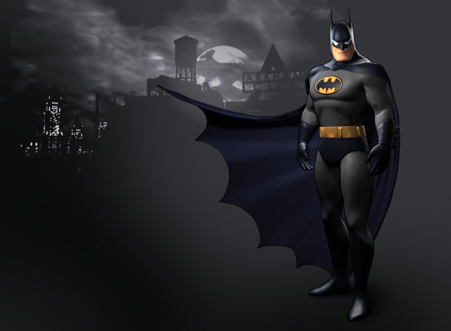 Batman Arkham City Animated Series Suit Game Preorders
